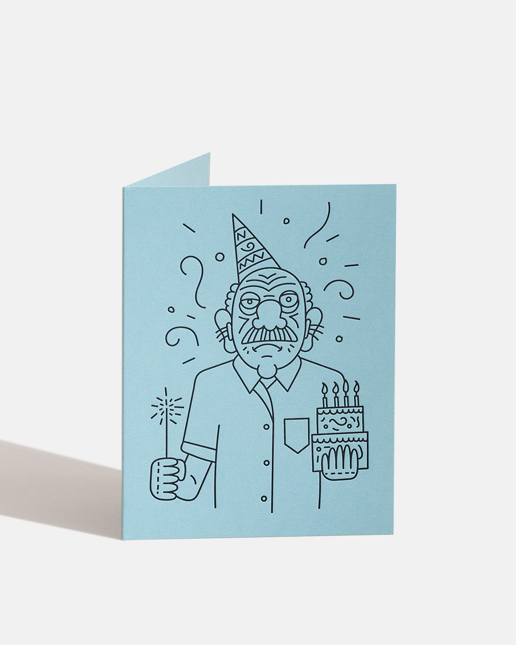 Uncle Birthday Card Pretend Store