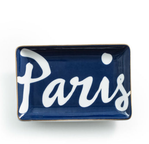 Paris Trinket Tray