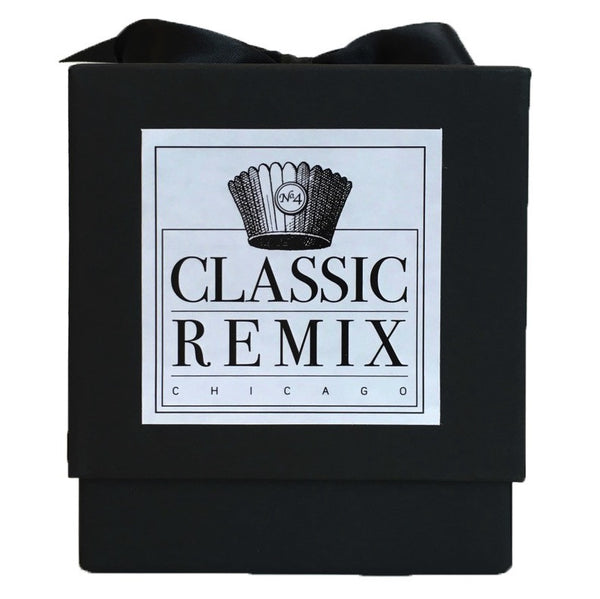Classic Remix Chicago Signature Candle