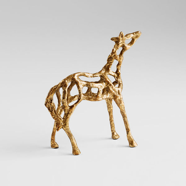 Small Gold Horse