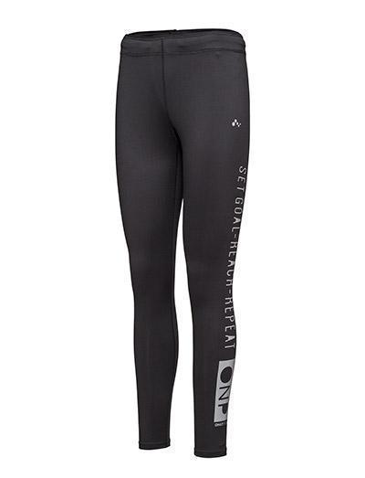 Drina Brushed Training Tights Black-Tights-Only Play-Weightless.no