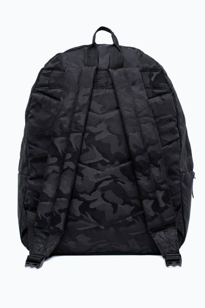 HYPE Black Camo Backpack-Backpack-HYPE.-Weightless.no