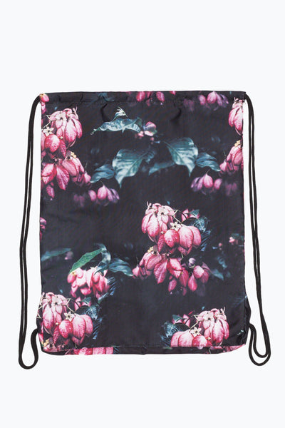 HYPE Multi Floral Drawstring-Drawstring-HYPE.-Weightless.no