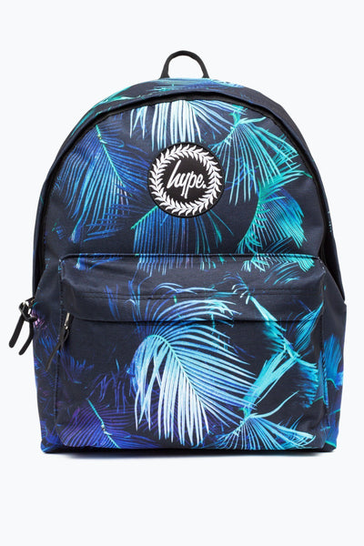 HYPE Multi Neon Palm Backpack-Backpack-HYPE.-Weightless.no