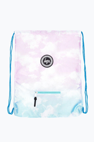 HYPE Multi Pastel Clouds Drawstring-Drawstring-HYPE.-Weightless.no