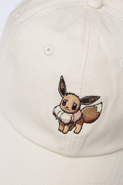 HYPE X Pokemon Sand Eevee Dad Hat-Dad Hat-HYPE.-Weightless.no