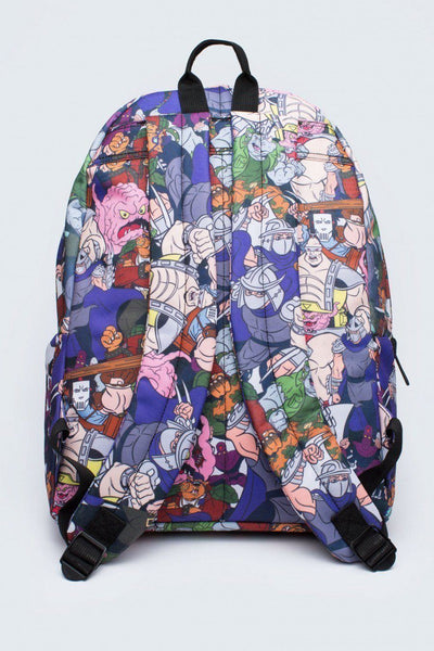 HYPE X Turtles Multi Bad Guys Backpack-Backpack-HYPE.-Weightless.no
