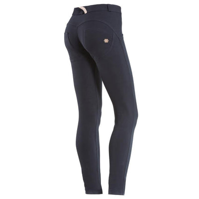 WR.UP® Shaping Pants Petite Mid Navy Blue-Pants-Freddy-Weightless.no