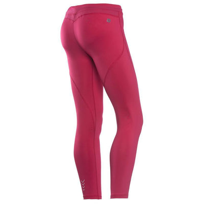 WR.UP® Sport Ankle Tights Deep Pink-Tights-Freddy-Weightless.no
