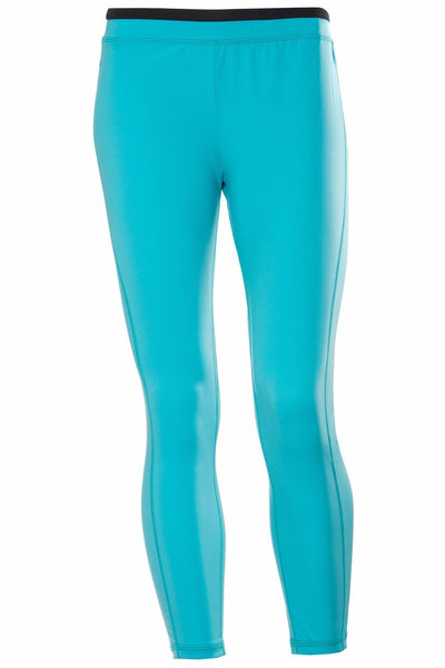 WR.UP® Sport Ankle Tights Turquoise + Black Waist-Tights-Freddy-Weightless.no