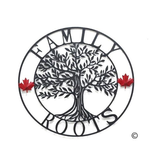 Family Roots Circle