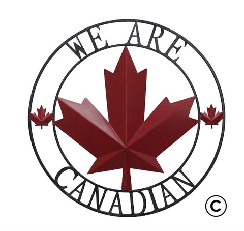 We are Canadian Metal Circle