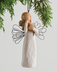 Willow Tree: Angel of Friendship Ornament