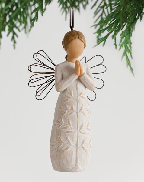 Willow Tree: A Tree, A Prayer Ornament