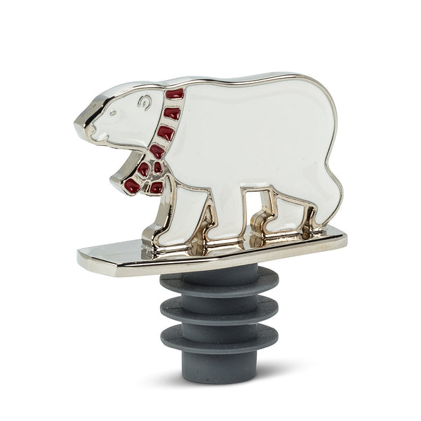 Polar Bear Wine Stopper