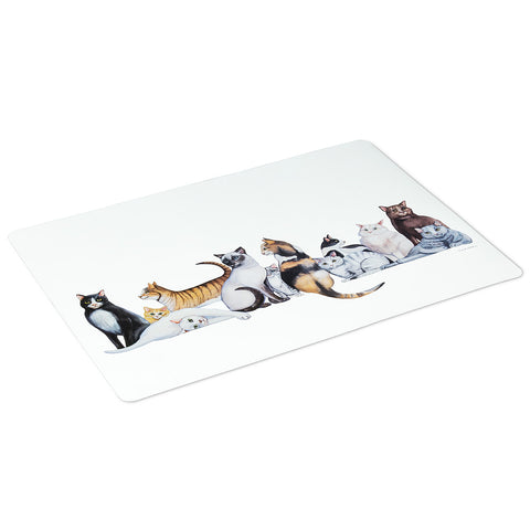 Cat Row Placemat