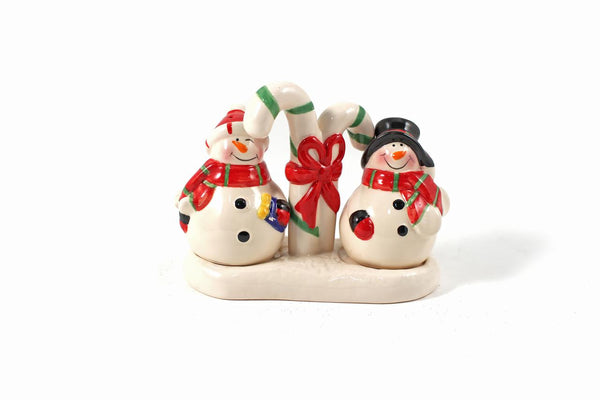 Christmas Salt and Pepper Shaker Set
