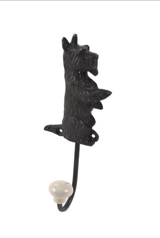 Cast Iron Dog Hook