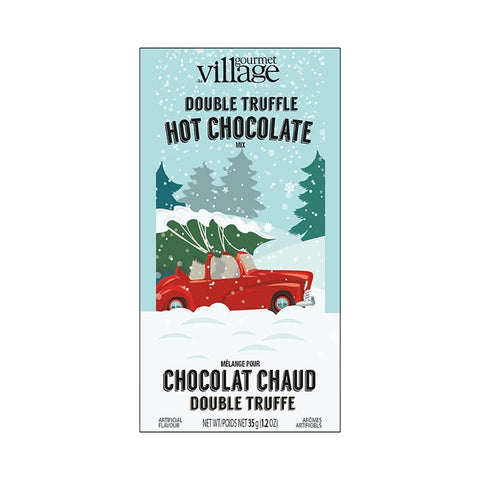 Gourmet Village Hot Chocolate or Cider Mix