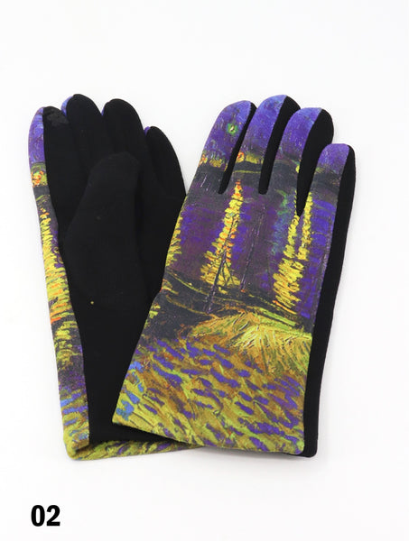 Oil Painting Gloves