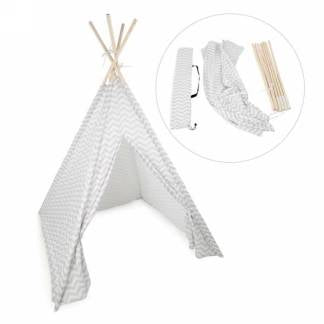 Grey Tent for Kids