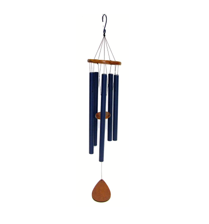 Tuned Wind Chime (Blue)