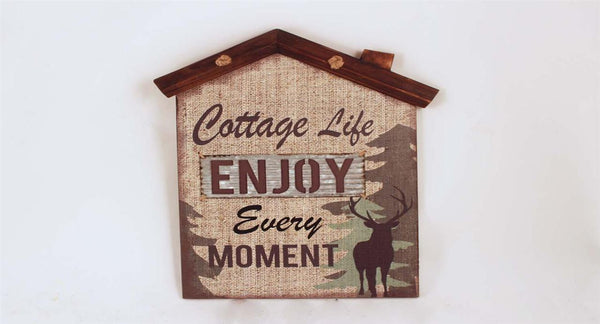 Cottage Life Sign