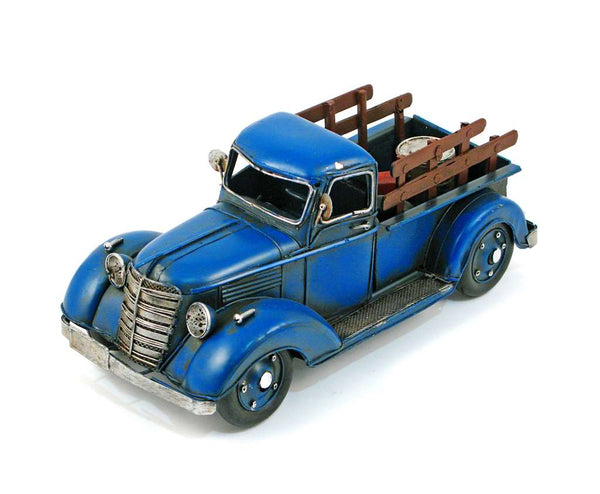 Antique Style Metal Truck