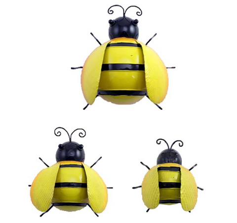 Bees-Set of 3