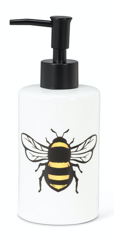 Bee Soap or Lotion Pump