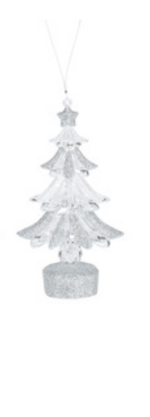 Acrylic Tree Ornament