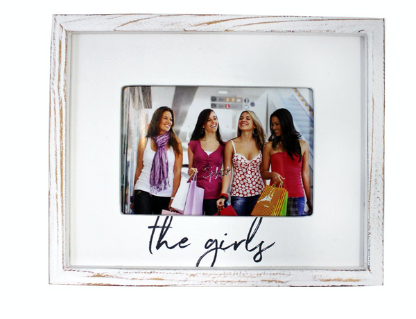 The Girls Photo Frame