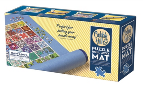 Cobble Hill Puzzle: Puzzle Roll Away Mat
