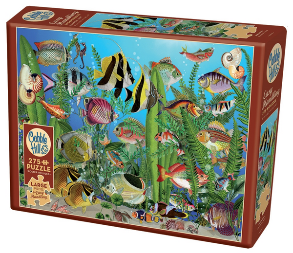 Cobble Hill Puzzle: Aquarium