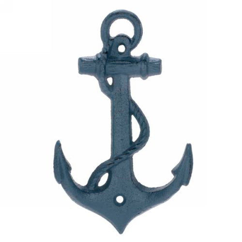 Anchor and Rope Hook