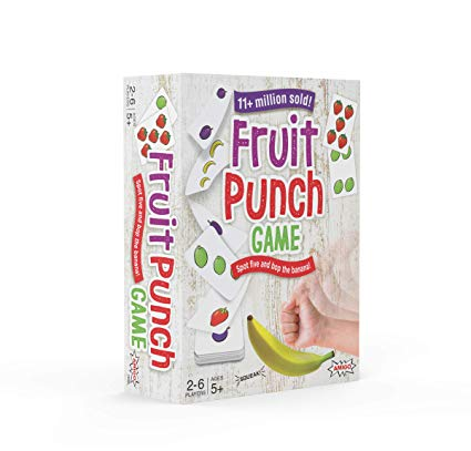 Fruit Punch Card Game