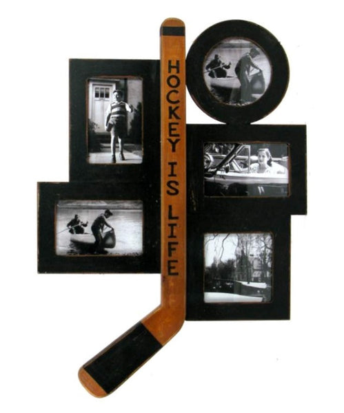 Hockey Is Life Photo Frame