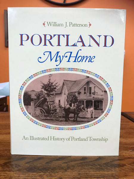 Portland My Home Book