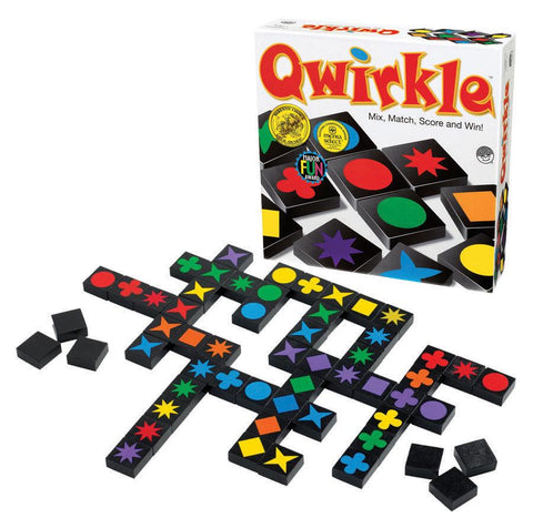 Qwirkle Board Game
