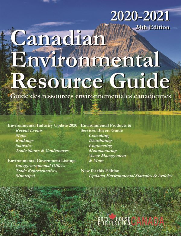 Canadian Environmental Resource Guide, 2020/21