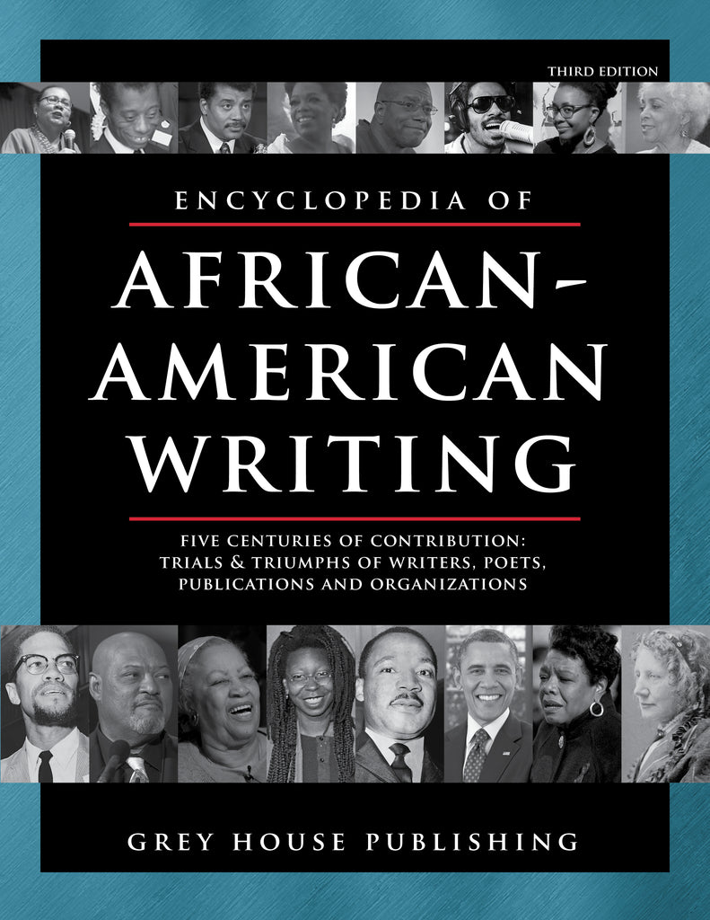 Encyclopedia of African-American Writing, Third Edition