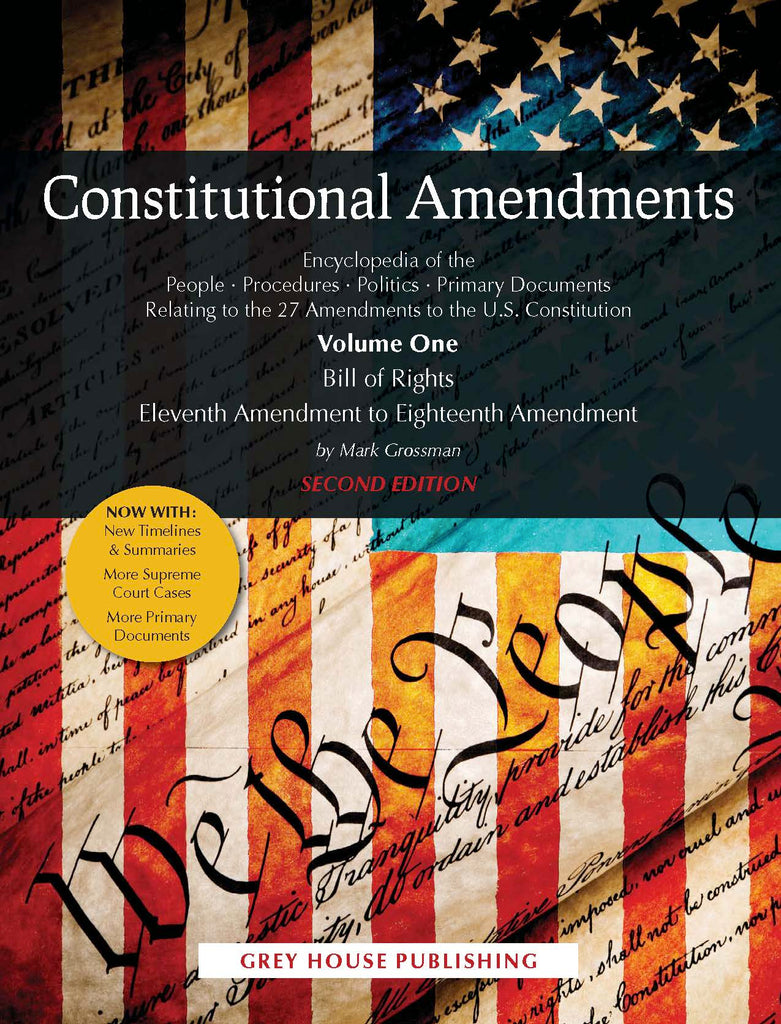 Constitutional Amendments, Second Edition