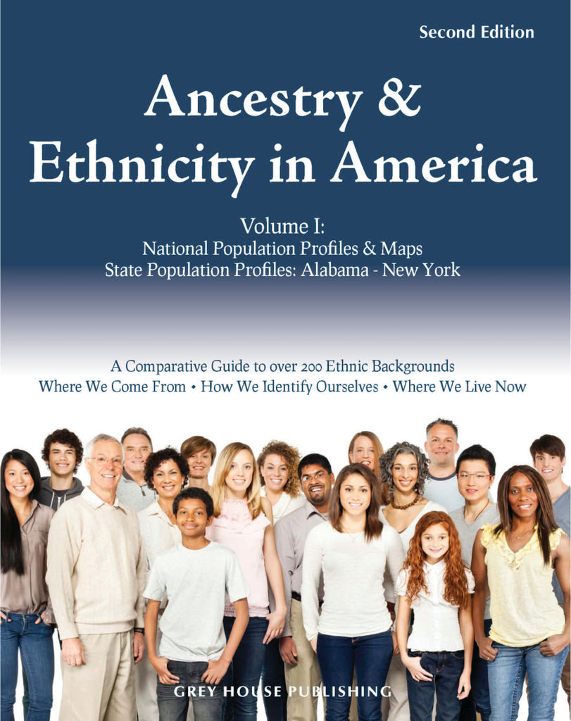 Ancestry & Ethnicity in America, Second Edition