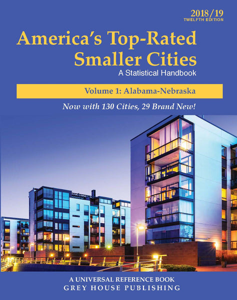 America's Top-Rated Smaller Cities, 2018/19