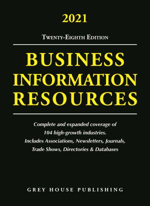 Business Information Resources, 2021