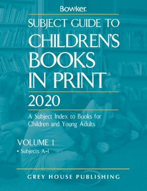 Subject Guide to Children's Books in Print, 2020