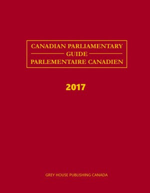 Canadian Parliamentary Guide, 2017