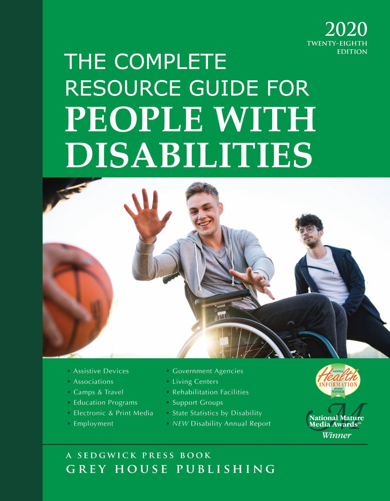 The Complete Resource Guide for People with Disabilities, 2020