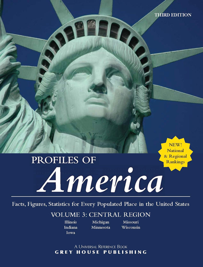 Profiles of America - Volume 3 Central, 2015