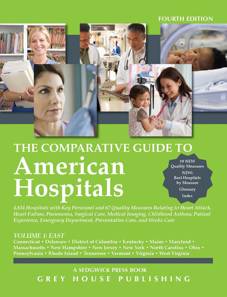 Comparative Guide to American Hospitals - Central Region, 2015